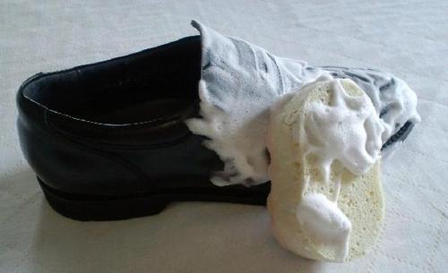 革靴を洗ってお手入れする方法 ...
